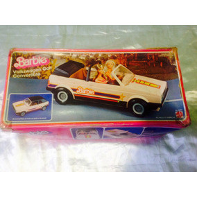 Barbie Vintage Collector Golf Cabriolet Nuevo Sin Jugar