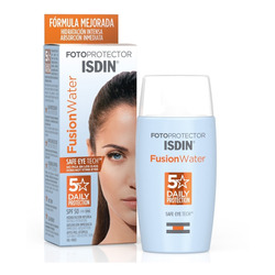 Isdin Fotoprotector Facial Fusion Water Spf 50, 50 Ml