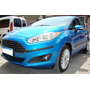 Ford Fiesta Kinetic 5p Protectores Paragolpes + Baguetas Pts