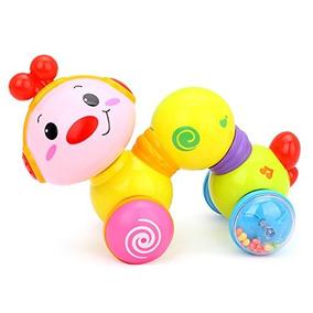 Geefia Prensa Y Toy Actividad De Caterpillar Del Arrastre Co