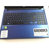 Teclado Acer E5-511g