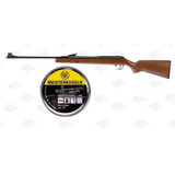 Rifle Rws Model 34 Pellets .177 Airsoft Gotcha Caceria Xtrem
