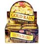 Lluvia De Oro - Caja De 12 Cajas, 10 Conos Ca + Envio Gratis