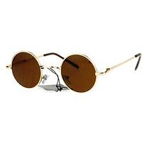 Sa106 Snug Pequeño Pimp Round Circle Lens Vintage Gafas D...