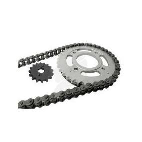 Kit Relacao Completa Titan 125 Ano 92/99 (aço 1045) Vaz/max