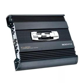 Modulo Ssl 800x4 Compact 800w Rms 4 Canais 2 Ohms Rca