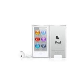 Ipod Nano, Septima Generacion 16 Gb. 32 Horas De Musica