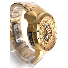 47f303528f0 Relogio Bulgari Subaqua - Relógio Bvlgari no Mercado Livre Brasil