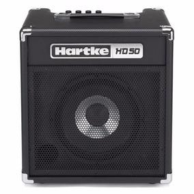 Amplificador Para Contrabaixo Hartke Hd50 - (50 Watts) Novo