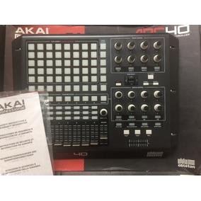 Controladora Akai Apc40 Midi Usb