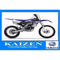 Yamaha Yz 450 Fx Okm 2017