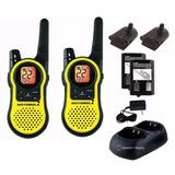 Walkie Talkie Handy Motorola Mh230r 23 Millas 2w