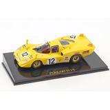 Ferrari 512 S #12 24h Lemans 1970 Panini Eur 1/43 Ixo Models
