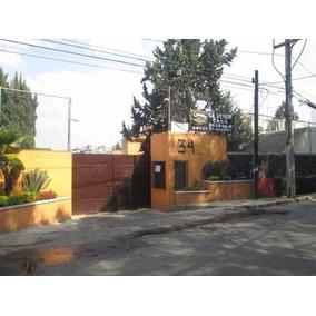 7405-ruv Casa Condominio En Venta En Pedregal Santa Ursula Xitla, Tlalpan (convento)