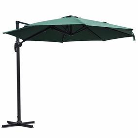 sombrilla base paraguas jardn colgante jardn envi 24 hrs - Sombrillas Jardin