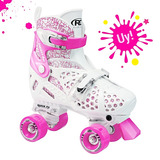 Patines Clásicos Roller Derby Skates Niña Envío Gratis