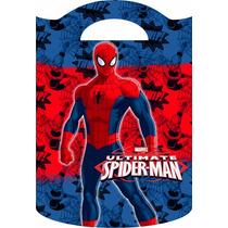 Bolsitas Golosineras Cumples Infantiles!!! Spiderman!!