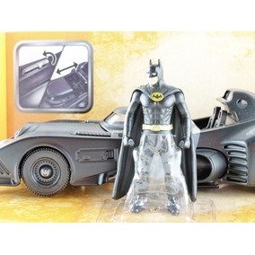 Batman Batimovil Metals Die Cast Auto 1:24 Original