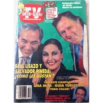 Revista Tele Guia De ( Gallo Y Paco ) Años 90s