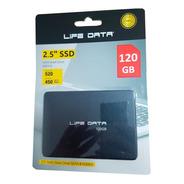Disco Solido Ssd 120gb Sata Ill 2.5 520mb Leitura 450 Mb/s