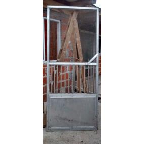 Puerta Mosquitero Aluminio