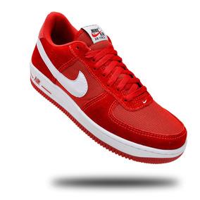 Tênis Nike Air Force 1 De Camurça Masculinos