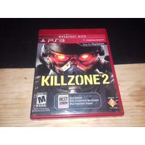 Kill Zone 2 Ps3 Play Stacion 3 Como Nuevo