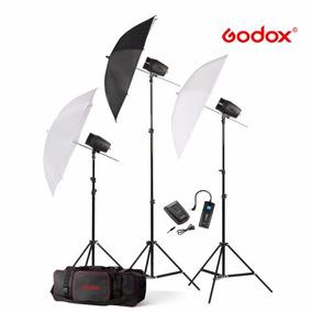 Kit Godox M180 Estudio Fotografico