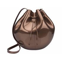 Lançamento Bolsa Melissa Bronze Sac Bag 34122