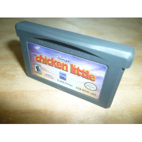 Chicken Little Nintendo Game Boy Advance