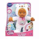 Muñeca Love Animals Baby Osito Canciones Original Vtech