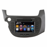 Central Multimídia Fit Honda New Fit Dvd Gps Tv Digital.