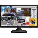 Monitor Cctv Profesional Dahua 22 Pul/1920x1080/brillo 200cd