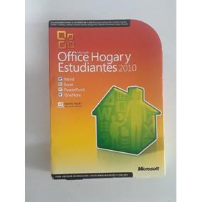 Microsoft Office Hogar Y Estudiantes 2010 - Family Pack X3