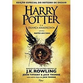 Harry Potter E A Criança Amaldiçoada Partes 1 E 2 Capa Dura!