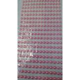 Perlas Rosas Nacaradas 410 U Autoad Scrap Deco Manualidades