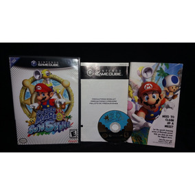 Super Mario Sunshine - 100% Original - Nintendo Game Cube