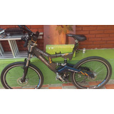 Bicicleta Gw Marco En Aluminio Como Nueva