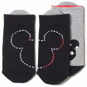 Dos Pares De Calcetines Disney Mickey Bebe adidas Bp7818
