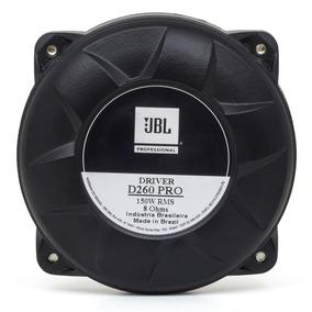 Driver Jbl D260 Pro Superior D250x Original - Loja Kadu Som