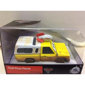 Carro De Cars 3 Todd Pizza Planet Disney Store Pixar !!!