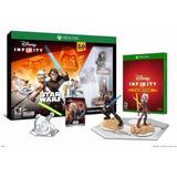 Disney Infinity 3.0 Edition Star Wars Starter Pack Xbox One