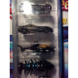 Hot Wheels Gotham City Set X 5 Autos (2006) Rosario