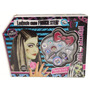 Maquillaje Artistico Draculaura Frankistein Monster High