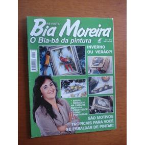 Revista Bia Moreira O Bia-bá Da Pintura Nº 10 Inverno Verão
