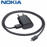Carregador Nokia Usb Original Lumia 515 620 625 710 720 Xl