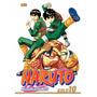Novo Hq Gibi Manga Naruto Masashi Kishimoto Gold Edition 10