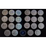 Monedas 1 Franco Lote 11 Piezas Años 1941 / 1959 Ø 23mm.