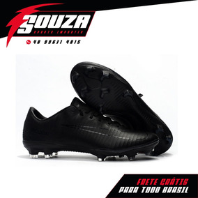 Chuteira Nike Mercurial Vapor 7 Fg Tamanho 40 Leilao - Chuteiras ... 30b74ea258758