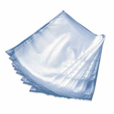 Saco Plastico P/ A Vacuo 20 X 30cm (100 Unidades) S/ranhuras